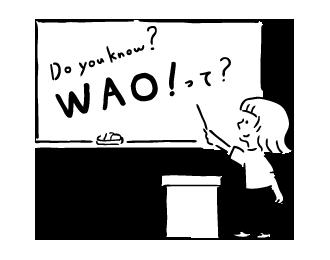 劇団WAO!とは