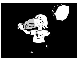 照明音響カメラマン募集
